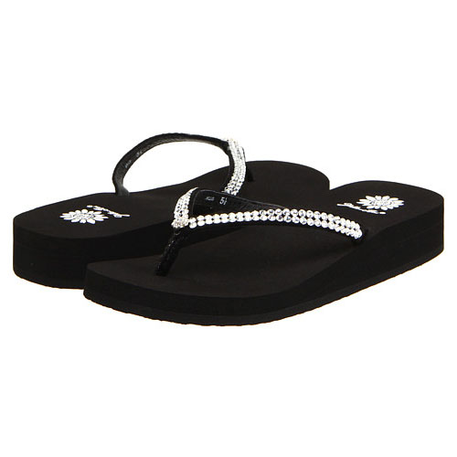 bcdc3673b Yellow Box Jello Black Women s Sandals - Ashton House