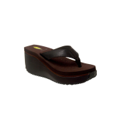 Volatile Frappachino Brown Women's Flip Flop