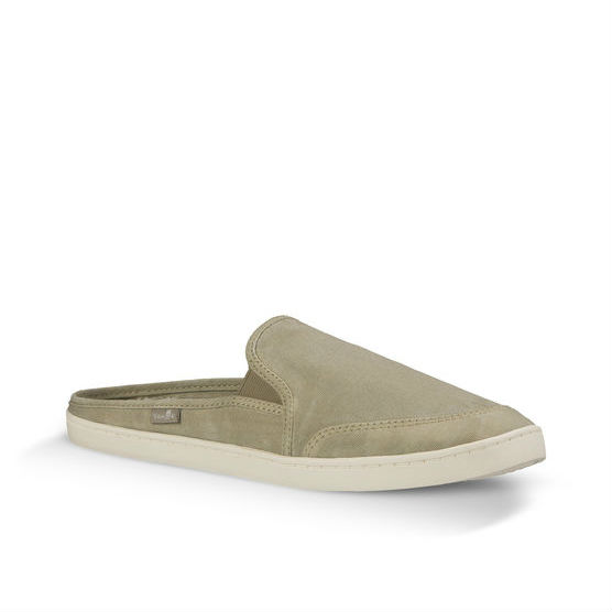 Sanuk Dree Me Cruiser Natural Slip On