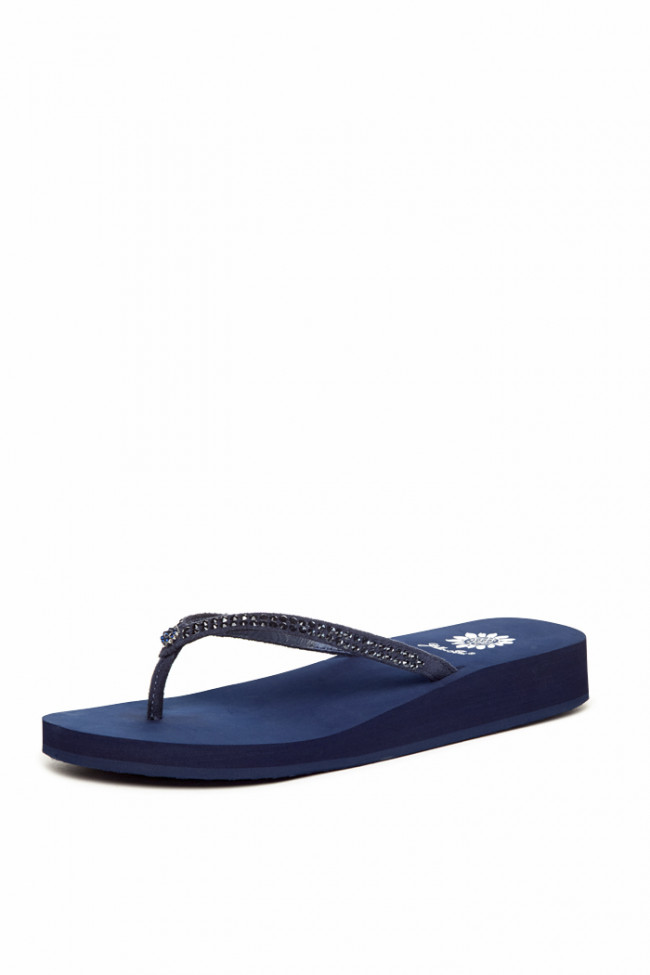Yellow Box Jello Midnight Women's Sandals