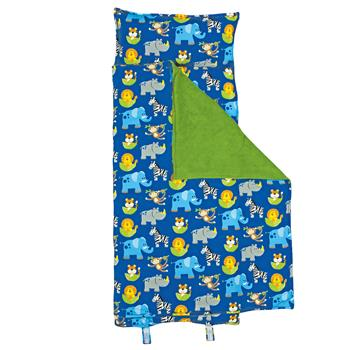 Stephen Joseph Zoo All Over Print Nap Mat
