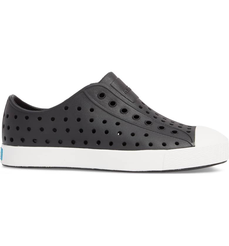 Native Jefferson - Junior - Jiffy Black/Shell White