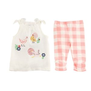 mud-pie-chicken-tunic-gingham-capri-set